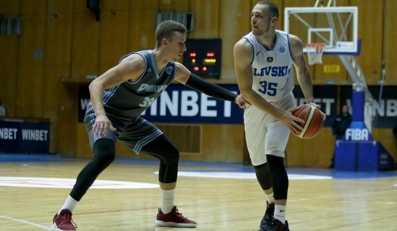 Левски Лукойл – Черно море Тича (100:60) – мнението на играчите