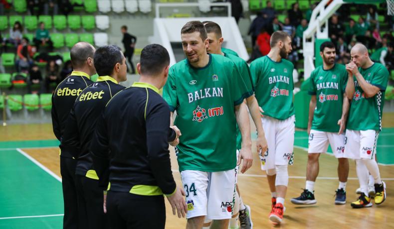 Балкан не се затрудни с Академик Бултекс 99