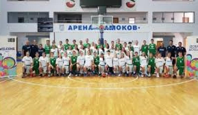 Националите до 16 и при момичетата, и при момчетата, ще играят в Косово