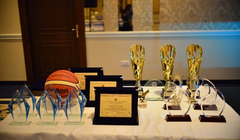 Димитър Димитров е Баскетболист номер 1 у нас, Таня Гатева е първата жена с приз за треньор номер 1
