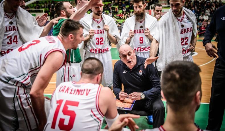 Росен Барчовски: Националният отбор е черешката на тортата, но развитието на младите баскетболисти е по-важно
