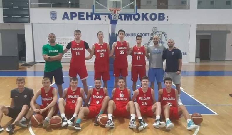 Пуерто Рико е последният съперник на България във FIBA U17 Skills Challenge