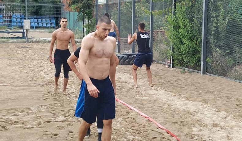 Открита тренировка за Академик Пловдив, тимът ще играе 6 контроли