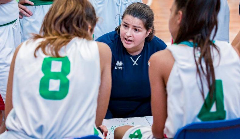 Маринкова започва лагер на националния до 16-годишна възраст с 15 момичета