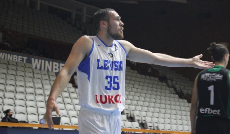 Берое издържа само една четвърт срещу вдъхновен Левски Лукойл