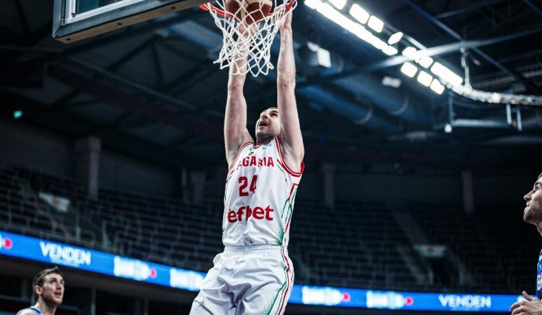 България приключи квалификациите с поражение от Босна и Херцеговина, отличен дебют за 17-годишния Костадинов