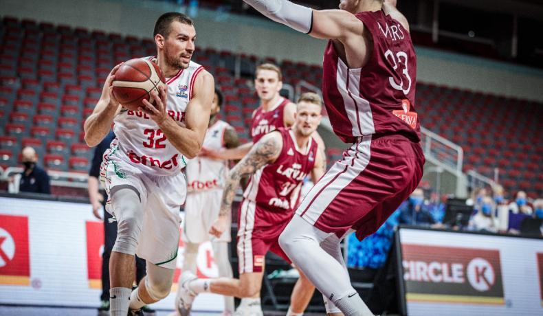 Захариев: Свършихме си работата срещу Латвия