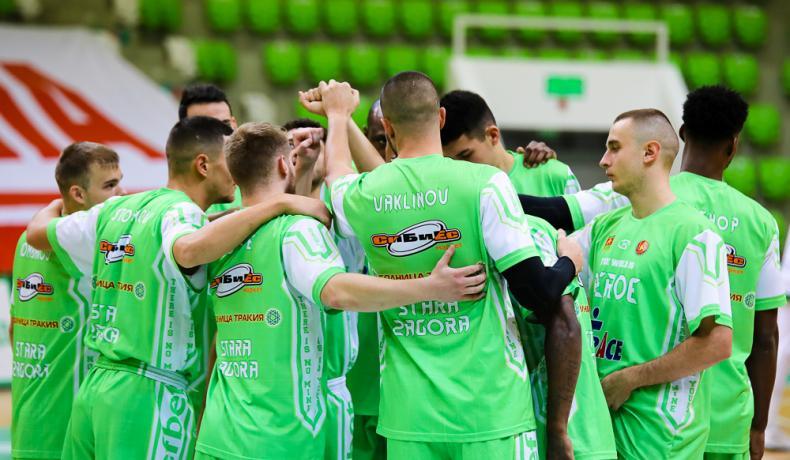И мъжкият Берое – с победа, но в Балканската лига