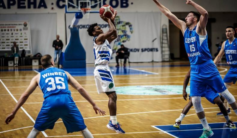 Брендън Браун: Пожелавам на младите български играчи да работят здраво всеки ден, ако искат да видят резутати