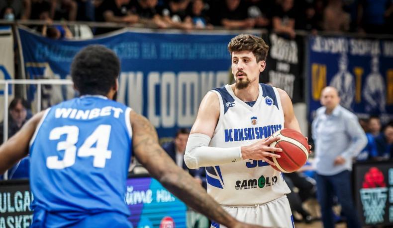 Нико Карвачо към младите български играчи: Поставете си цел и удвоете работата