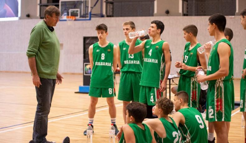 България – Испания – на старта на Челънджъра за момчета до 16 години