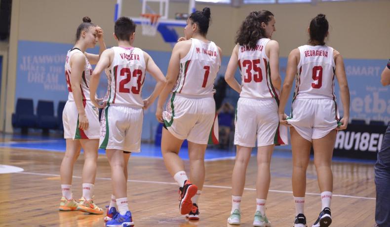 Българските девойки се измъчиха, но победиха Северна Македония
