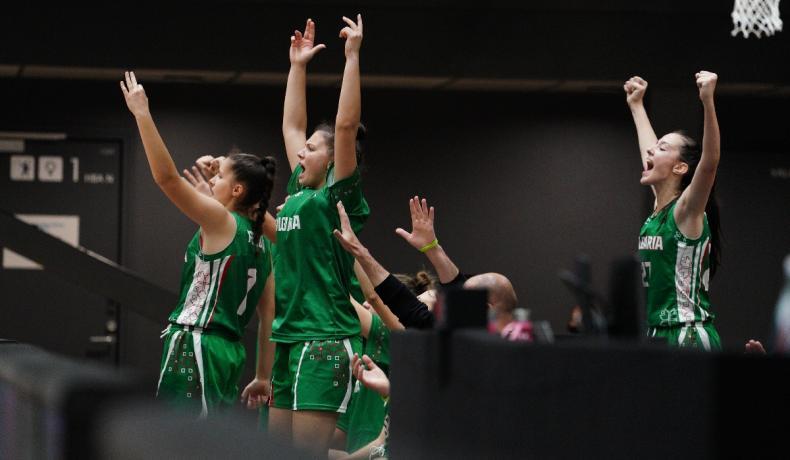 Момичетата до 16 години записаха втора поредна победа във Финландия