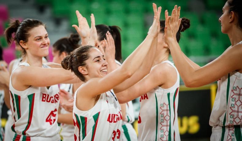 България – в пета урна за квалификациите за ЕвроБаскет 2023