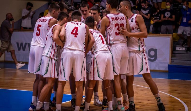 България се бори, но отстъпи на Хърватия