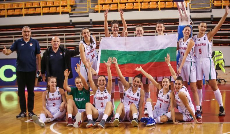Европейският шампион Сърбия – в групата на женския национален отбор