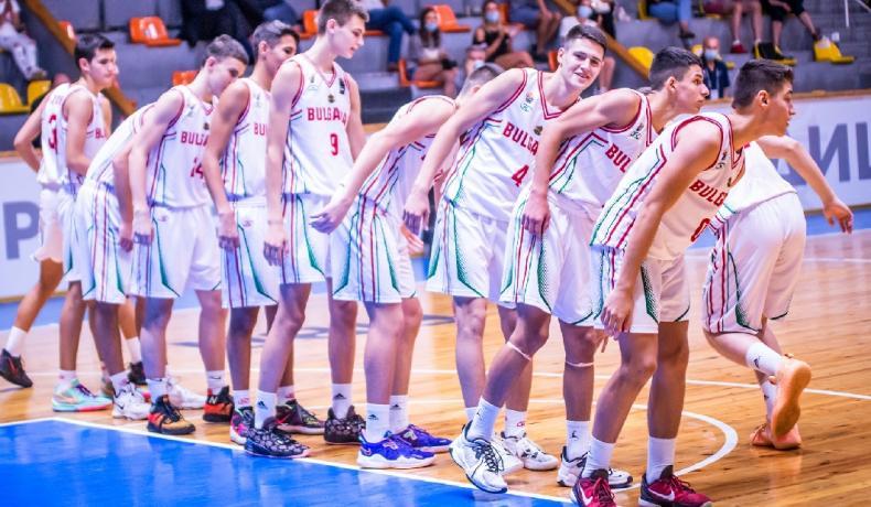 ФИБА потвърди – Европейското първенство за момчета до 16 г., Див Б, ще е в София