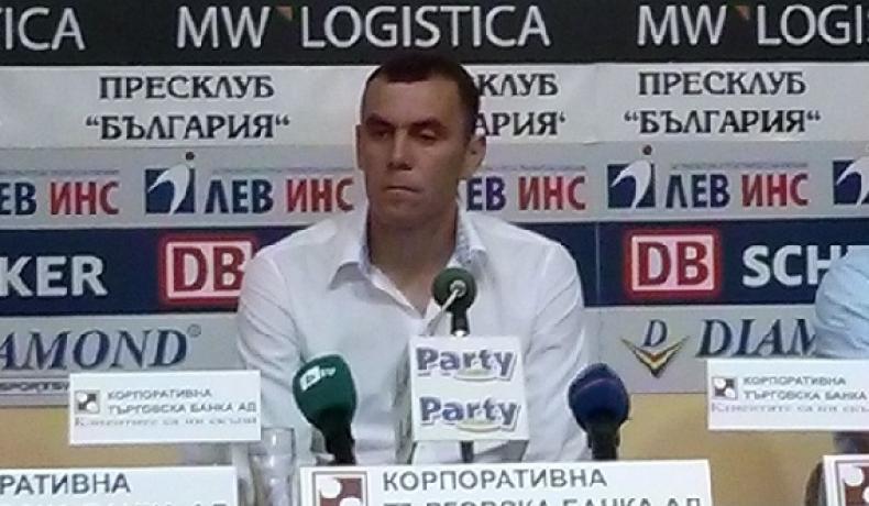 Тодор Стойков обяви оттеглянето си