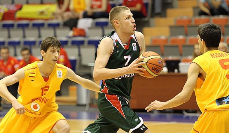 Александър Везенков остана втори в анкета най-добър млад спортист