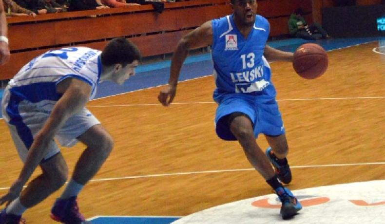Левски победи Балкан и стигна топ 4 на Еврохолд Балканска лига