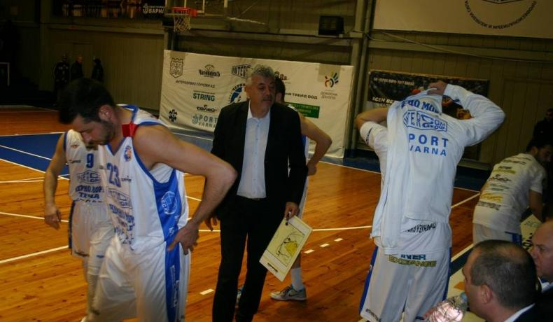Черно море Тича взе първа победа в НБЛ