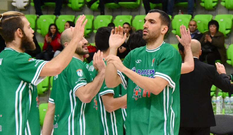 Балкан нанесе дванадесета загуба на Левски в НБЛ Виваком