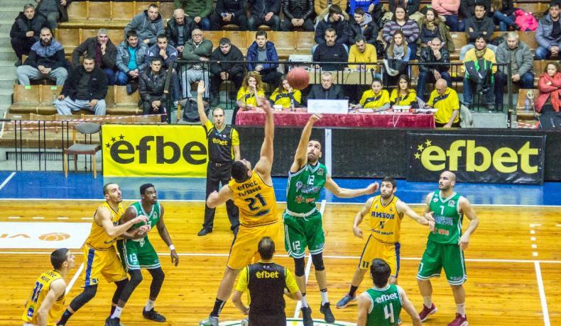 Балкан с успех над Ямбол след XVI кръг на НБЛ Виваком