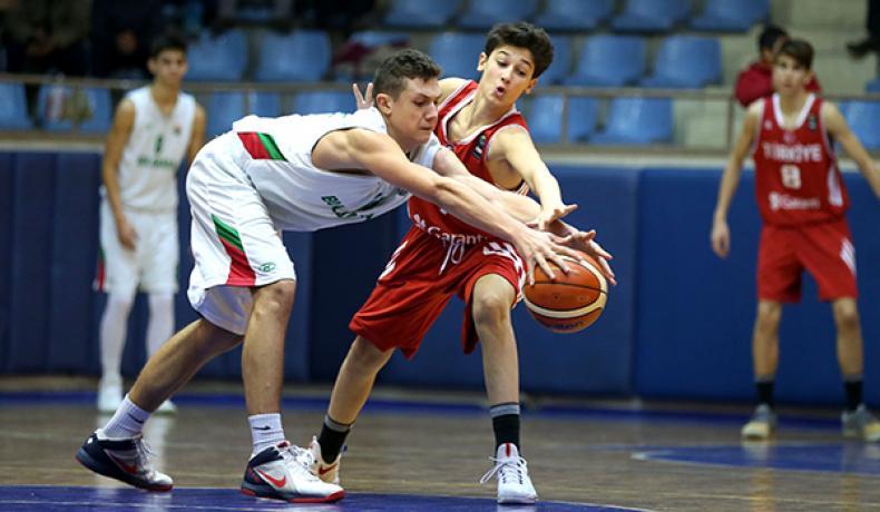 Гледайте България U16 - Латвия U16 НА ЖИВО