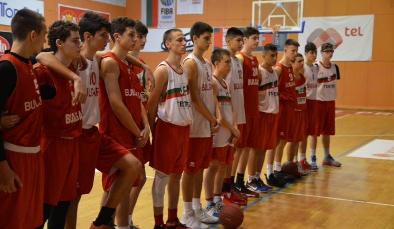Гледайте България U16 - Украйна U16 НА ЖИВО