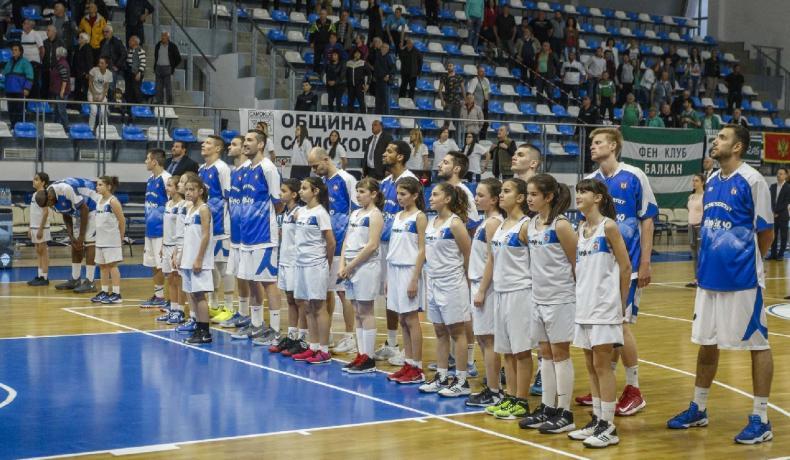 Рилски спортист поведе в четвъртфиналната серия срещу Балкан след драма в Самоков