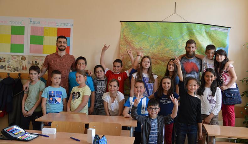 Заедно в час с баскетболните национали Чавдар Костов и Станимир Маринов (видео)