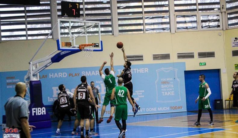 Обзор на 9-ти кръг в BGO Software Баскетболна Лига регион Запад Б