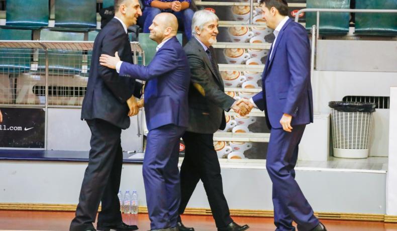 Коментари след срещата Академик - Левски Лукойл от XVIII кръг