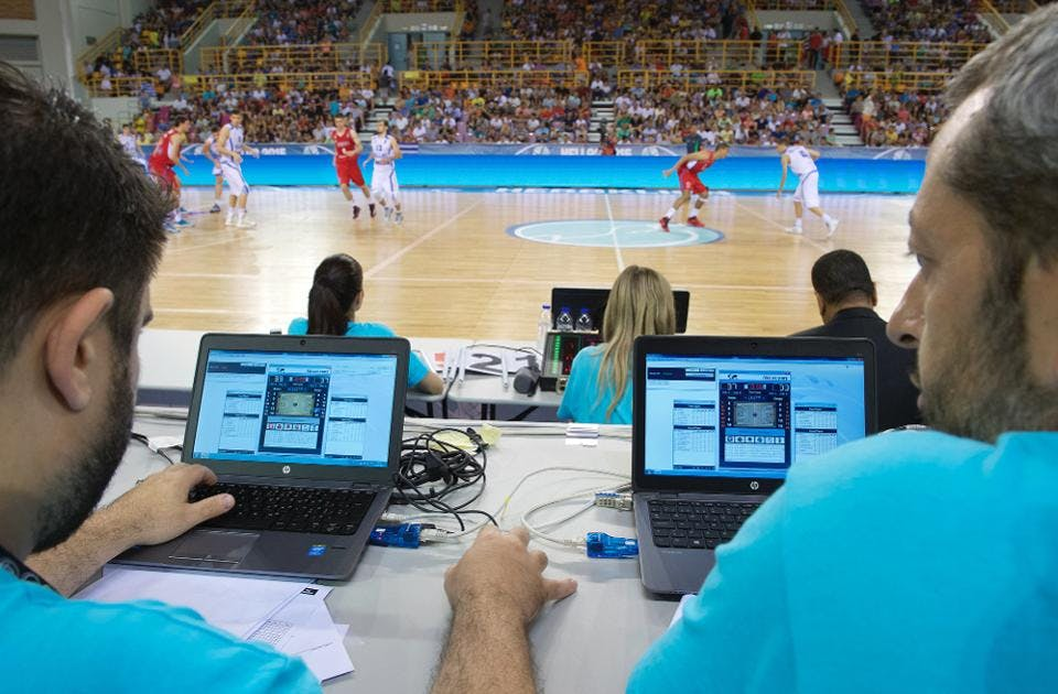 БФБаскетбол започва 2021 г. с кампания по разширяване на екипа от статистици