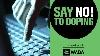 WADA обяви забранените субстанции за 2019 г.