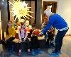 "Баскетболистите от  ""Академик Бултекс 99"" зарадваха малките пациенти на ""Централ Хоспитал"""