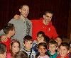 Играчи на Лукойл Академик посетиха училище