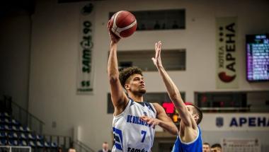 MVP на 26 кръг в НБЛ - Трей Портър (Рилски спортист)