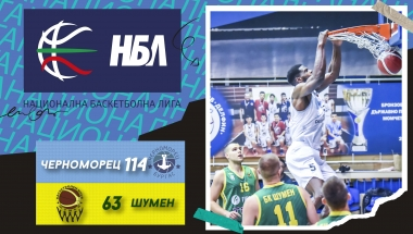 Highlights, Черноморец - Шумен